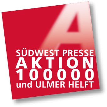 SÜDWEST PRESSE Aktion 100 000 und Ulmer helft e. V.